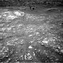 Nasa's Mars rover Curiosity acquired this image using its Right Navigation Camera on Sol 1399, at drive 2002, site number 55