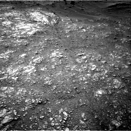 Nasa's Mars rover Curiosity acquired this image using its Right Navigation Camera on Sol 1399, at drive 2020, site number 55