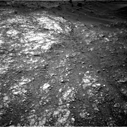Nasa's Mars rover Curiosity acquired this image using its Right Navigation Camera on Sol 1399, at drive 2032, site number 55
