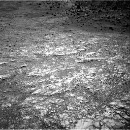 Nasa's Mars rover Curiosity acquired this image using its Right Navigation Camera on Sol 1399, at drive 2050, site number 55