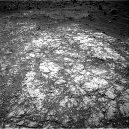 Nasa's Mars rover Curiosity acquired this image using its Right Navigation Camera on Sol 1399, at drive 2056, site number 55