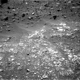 Nasa's Mars rover Curiosity acquired this image using its Right Navigation Camera on Sol 1399, at drive 2098, site number 55