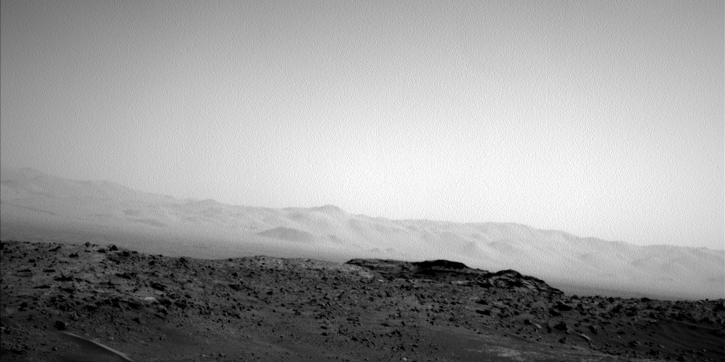 Nasa's Mars rover Curiosity acquired this image using its Left Navigation Camera on Sol 1400, at drive 2098, site number 55