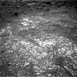 Nasa's Mars rover Curiosity acquired this image using its Right Navigation Camera on Sol 1400, at drive 2110, site number 55