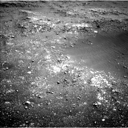 Nasa's Mars rover Curiosity acquired this image using its Left Navigation Camera on Sol 1401, at drive 2234, site number 55