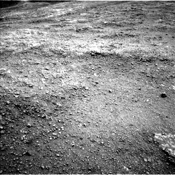 Nasa's Mars rover Curiosity acquired this image using its Left Navigation Camera on Sol 1401, at drive 2354, site number 55