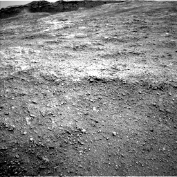 Nasa's Mars rover Curiosity acquired this image using its Left Navigation Camera on Sol 1401, at drive 2360, site number 55