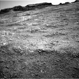 Nasa's Mars rover Curiosity acquired this image using its Left Navigation Camera on Sol 1401, at drive 2366, site number 55