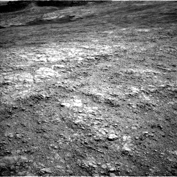 Nasa's Mars rover Curiosity acquired this image using its Left Navigation Camera on Sol 1401, at drive 2402, site number 55