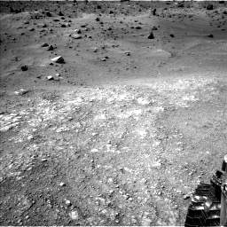 Nasa's Mars rover Curiosity acquired this image using its Left Navigation Camera on Sol 1401, at drive 2432, site number 55