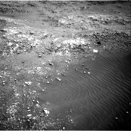 Nasa's Mars rover Curiosity acquired this image using its Right Navigation Camera on Sol 1401, at drive 2246, site number 55