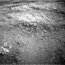 Nasa's Mars rover Curiosity acquired this image using its Right Navigation Camera on Sol 1401, at drive 2330, site number 55