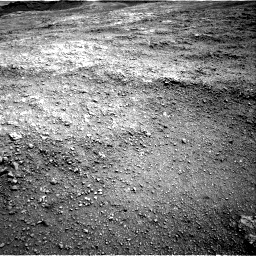 Nasa's Mars rover Curiosity acquired this image using its Right Navigation Camera on Sol 1401, at drive 2348, site number 55