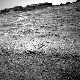 Nasa's Mars rover Curiosity acquired this image using its Right Navigation Camera on Sol 1401, at drive 2366, site number 55