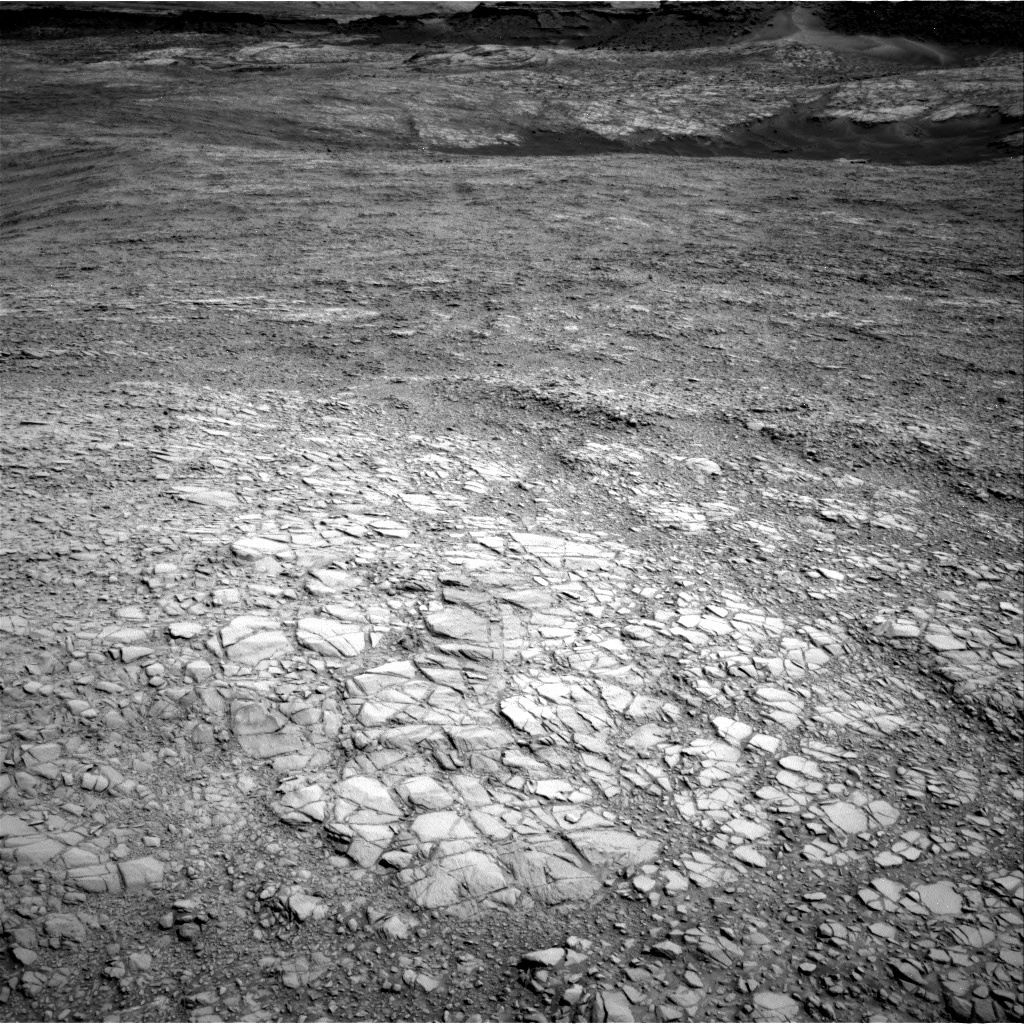 Nasa's Mars rover Curiosity acquired this image using its Right Navigation Camera on Sol 1401, at drive 2432, site number 55