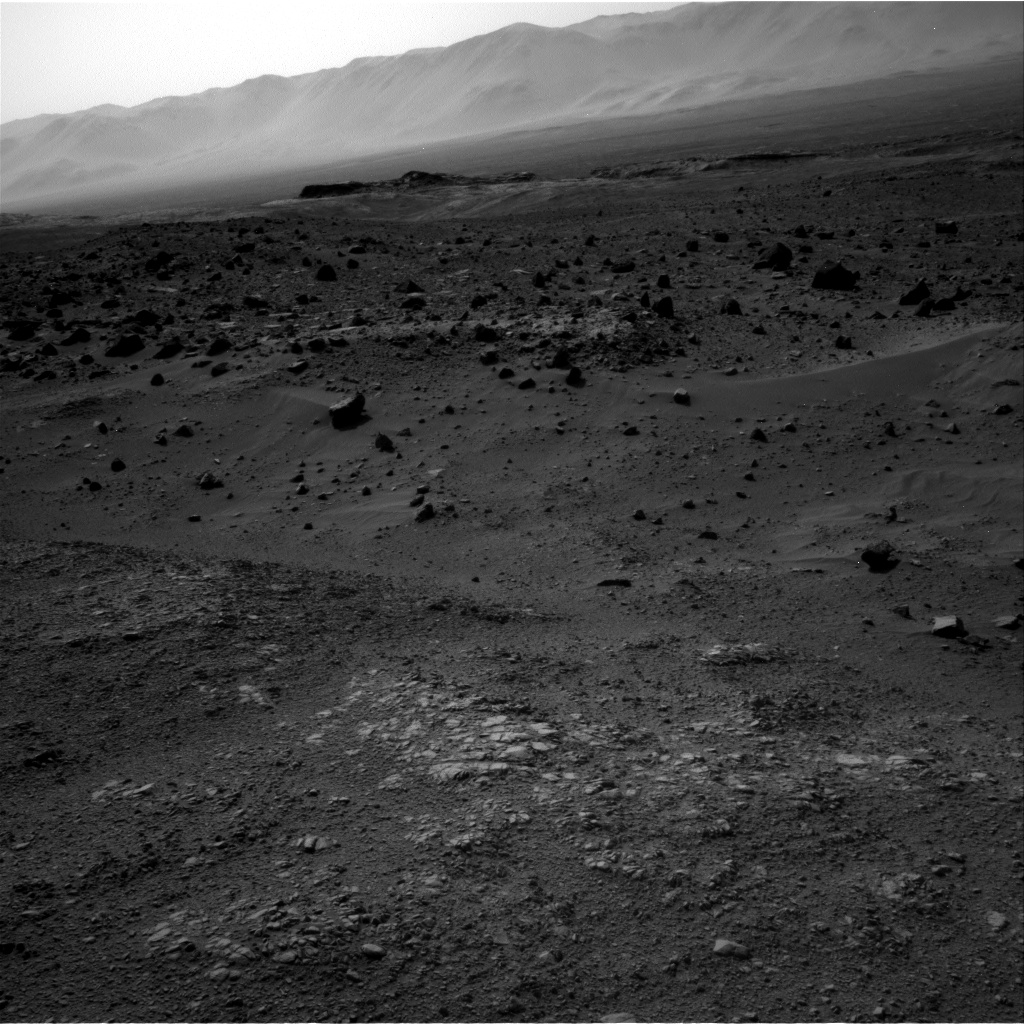 Nasa's Mars rover Curiosity acquired this image using its Right Navigation Camera on Sol 1401, at drive 2444, site number 55