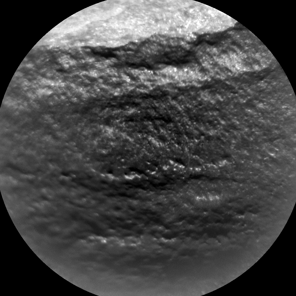 Nasa's Mars rover Curiosity acquired this image using its Chemistry & Camera (ChemCam) on Sol 1401, at drive 2222, site number 55