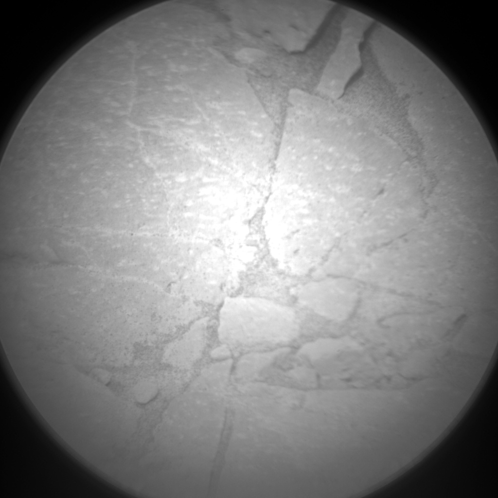 Nasa's Mars rover Curiosity acquired this image using its Chemistry & Camera (ChemCam) on Sol 1405, at drive 2444, site number 55