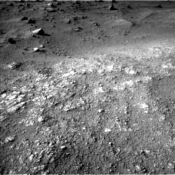 Nasa's Mars rover Curiosity acquired this image using its Left Navigation Camera on Sol 1405, at drive 2456, site number 55