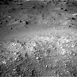 Nasa's Mars rover Curiosity acquired this image using its Left Navigation Camera on Sol 1405, at drive 2492, site number 55