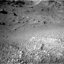 Nasa's Mars rover Curiosity acquired this image using its Left Navigation Camera on Sol 1405, at drive 2504, site number 55