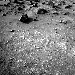 Nasa's Mars rover Curiosity acquired this image using its Left Navigation Camera on Sol 1405, at drive 2576, site number 55