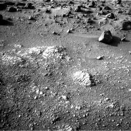 Nasa's Mars rover Curiosity acquired this image using its Left Navigation Camera on Sol 1405, at drive 2588, site number 55