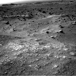 Nasa's Mars rover Curiosity acquired this image using its Right Navigation Camera on Sol 1405, at drive 2444, site number 55