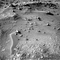 Nasa's Mars rover Curiosity acquired this image using its Right Navigation Camera on Sol 1405, at drive 2540, site number 55
