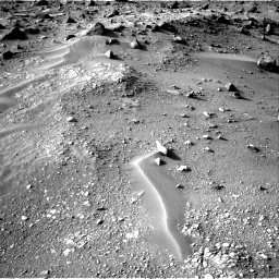 Nasa's Mars rover Curiosity acquired this image using its Right Navigation Camera on Sol 1405, at drive 2546, site number 55