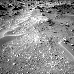 Nasa's Mars rover Curiosity acquired this image using its Right Navigation Camera on Sol 1405, at drive 2552, site number 55
