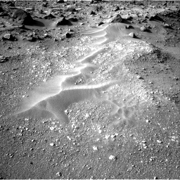 Nasa's Mars rover Curiosity acquired this image using its Right Navigation Camera on Sol 1405, at drive 2558, site number 55