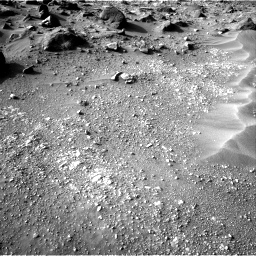 Nasa's Mars rover Curiosity acquired this image using its Right Navigation Camera on Sol 1405, at drive 2570, site number 55