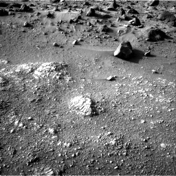 Nasa's Mars rover Curiosity acquired this image using its Right Navigation Camera on Sol 1405, at drive 2588, site number 55
