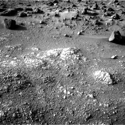 Nasa's Mars rover Curiosity acquired this image using its Right Navigation Camera on Sol 1405, at drive 2594, site number 55