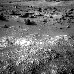Nasa's Mars rover Curiosity acquired this image using its Right Navigation Camera on Sol 1405, at drive 2606, site number 55
