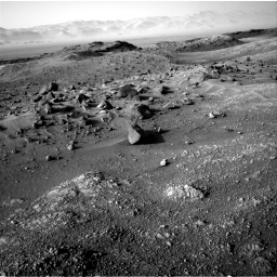 Nasa's Mars rover Curiosity acquired this image using its Right Navigation Camera on Sol 1405, at drive 2618, site number 55