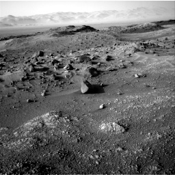 Nasa's Mars rover Curiosity acquired this image using its Right Navigation Camera on Sol 1405, at drive 2624, site number 55