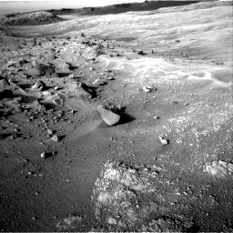 Nasa's Mars rover Curiosity acquired this image using its Right Navigation Camera on Sol 1405, at drive 2642, site number 55