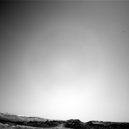 Nasa's Mars rover Curiosity acquired this image using its Left Navigation Camera on Sol 1406, at drive 0, site number 56