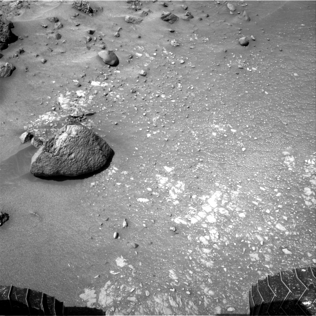 Nasa's Mars rover Curiosity acquired this image using its Right Navigation Camera on Sol 1406, at drive 0, site number 56