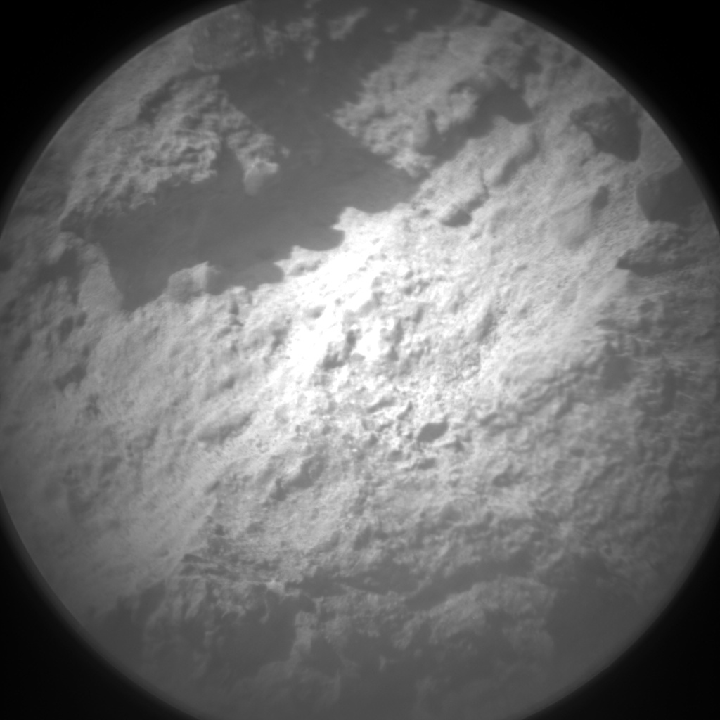 Nasa's Mars rover Curiosity acquired this image using its Chemistry & Camera (ChemCam) on Sol 1408, at drive 0, site number 56