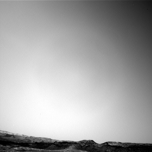 NASA's Mars rover Curiosity acquired this image using its Left Navigation Camera (Navcams) on Sol 1408