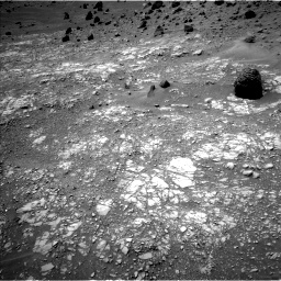 Nasa's Mars rover Curiosity acquired this image using its Left Navigation Camera on Sol 1410, at drive 60, site number 56