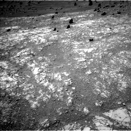 Nasa's Mars rover Curiosity acquired this image using its Left Navigation Camera on Sol 1410, at drive 90, site number 56