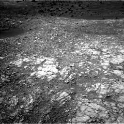 Nasa's Mars rover Curiosity acquired this image using its Left Navigation Camera on Sol 1410, at drive 138, site number 56