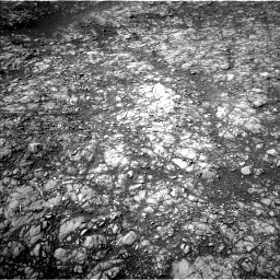 Nasa's Mars rover Curiosity acquired this image using its Left Navigation Camera on Sol 1410, at drive 318, site number 56