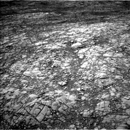 Nasa's Mars rover Curiosity acquired this image using its Left Navigation Camera on Sol 1410, at drive 450, site number 56