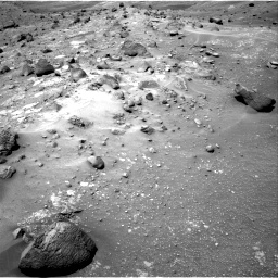 Nasa's Mars rover Curiosity acquired this image using its Right Navigation Camera on Sol 1410, at drive 0, site number 56