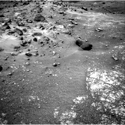 Nasa's Mars rover Curiosity acquired this image using its Right Navigation Camera on Sol 1410, at drive 6, site number 56